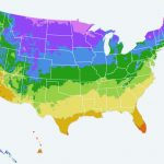 Planting Zones Map   Find Your Plant Hardiness Growing Zone With Map Of Planting Zones In United States