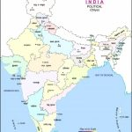 Political Map Of India With States And Capitals Pdf – Peterbilt Pertaining To Map Of India With States And Cities Pdf