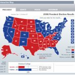 Politics | Stats In The Wild With Red State Blue State Map 2012 Presidential Election