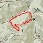 Polly Trail   West Virginia | Alltrails For Kanawha State Forest Hunting Map