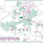 Potato Creek State Park   Maplets Throughout Indiana State Park Lodges Map