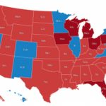 Presidential Election Results: Donald J. Trump Wins – Election Inside Map Of Who Won Each State