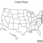 Printable Blank Map Of America   Been Looking For A Cartoony Outline Throughout Map Of The United States That You Can Fill In