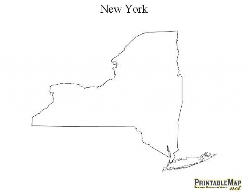 Printable Map Of New York.. And Other States, But Come On Ny Is The within Printable Map Of New York State