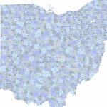 Printable Zip Code Maps   Free Download Inside State Of Ohio County Map Pdf