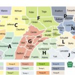 Psp Troop Directory With Pa State Police Troop Map