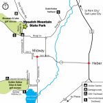 Publications   Utah State Parks Pertaining To Oak Mountain State Park Campground Map