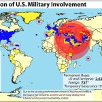 "Purveyors Of ""Fake News"" About To Be Confoundedtheir Own New Throughout United States Military Bases World Map"