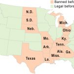 Reaction To Supreme Court Legalizing Same Sex Marriage | Syracuse Within Map Of States Legalized Gay Marriage