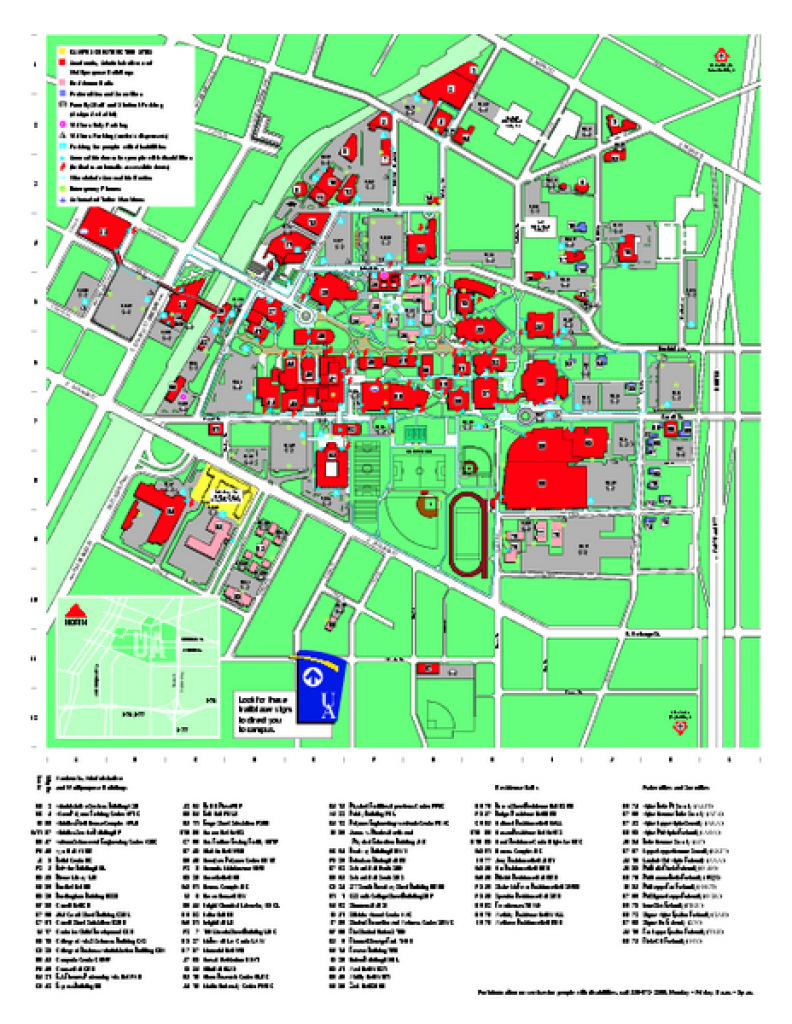 Real Life Map Collection • Mappery inside Kent State University Map Pdf