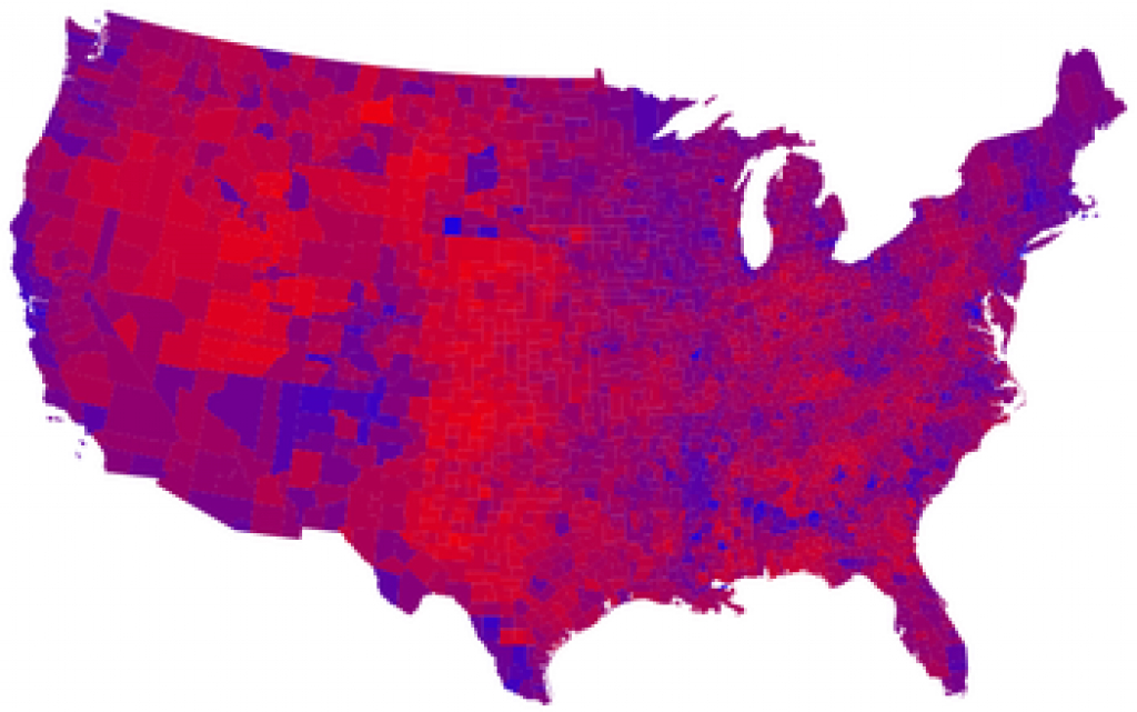 Red States And Blue States - Wikipedia regarding Republican States Map