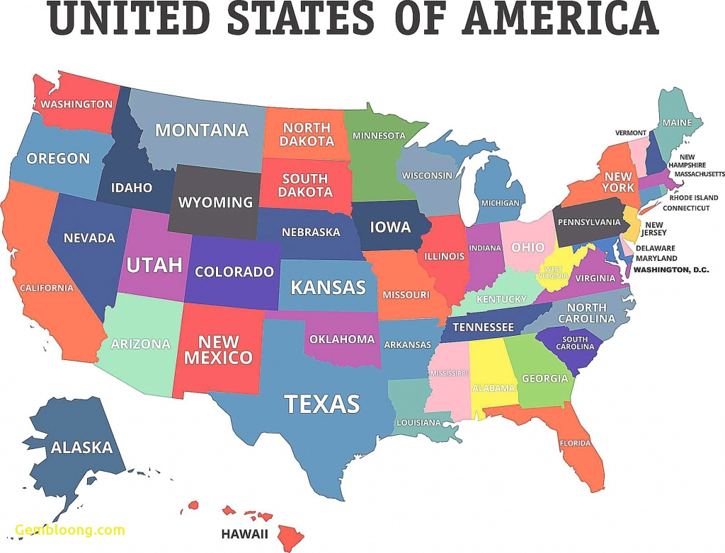 Refrence United States Map Capitals Song With State United States regarding State Map For Kids