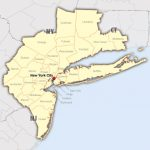 Regional Edition Options Pertaining To New York Tri State Area Map