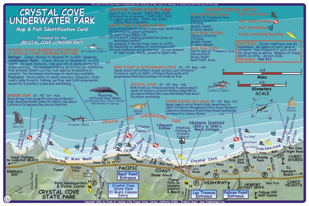 Resources – Crystal Cove Conservancy for Crystal Cove State Park Map