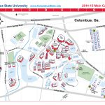 Riverpark Campus Map   Columbus State University In Columbus State Campus Map