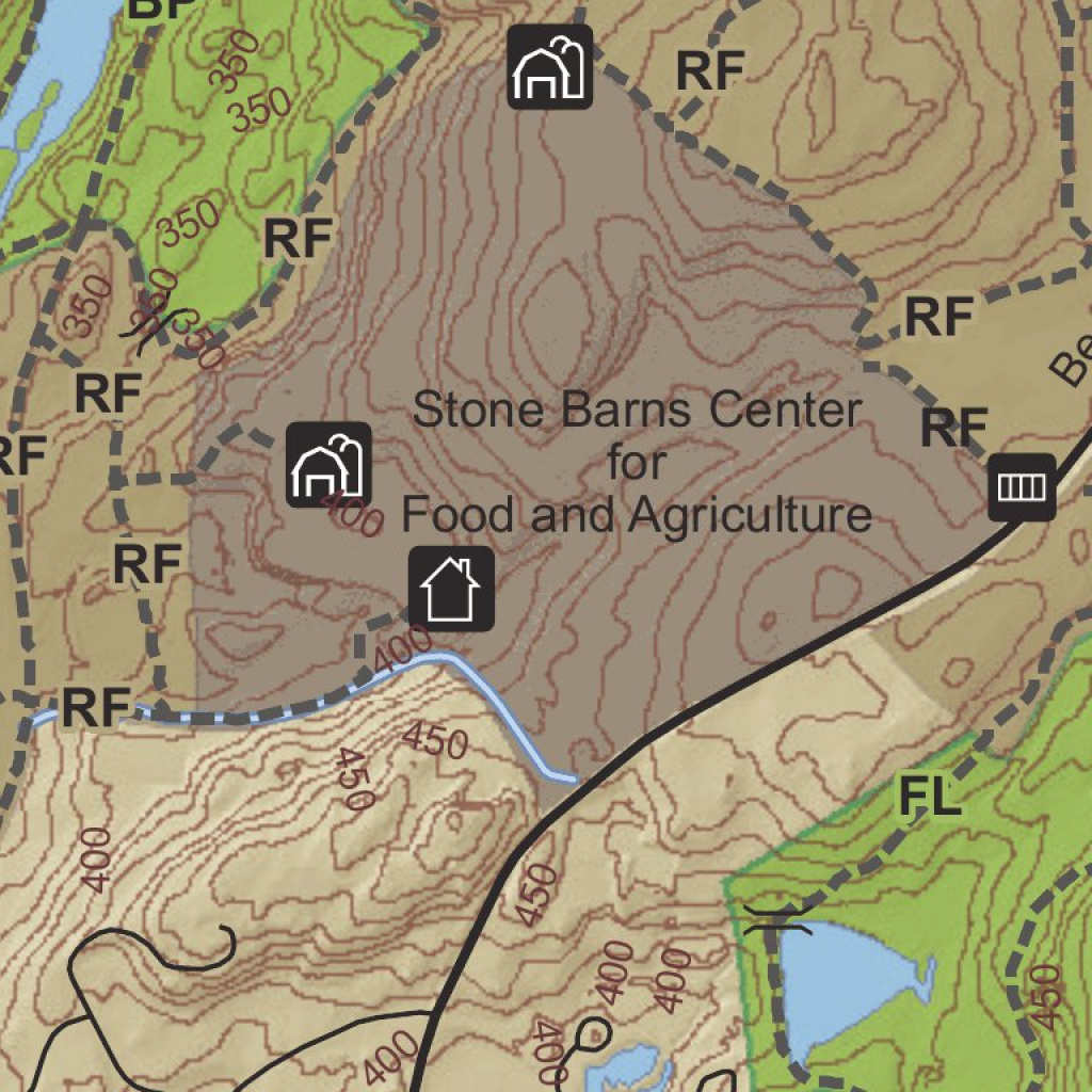 Rockefeller State Park Preserve Trail Map - New York State Parks inside Rockefeller State Preserve Trail Map