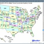 Rockworks | The Rockware Blog | Page 3 Throughout State Plane Coordinate System Map