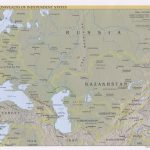 Russia And The Former Soviet Republics Maps   Perry Castañeda Map For Russia And Commonwealth Of Independent States Map