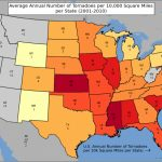 Ryan's Blog: Where Is Tornado Alley? For Tornado Alley States Map