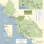 Salt Point State Park California Road Map California State Parks Within California State Parks Camping Map