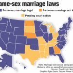 Same Sex Marriage, Urban Discontent, And American Values | Academe Blog For Map Of States Legalized Gay Marriage