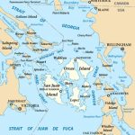 San Juan Islands   Wikipedia In Washington State Ferries Map