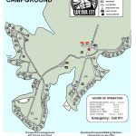 Savannah District > About > Divisions And Offices > Operations Pertaining To Lake Hartwell State Park Campground Map