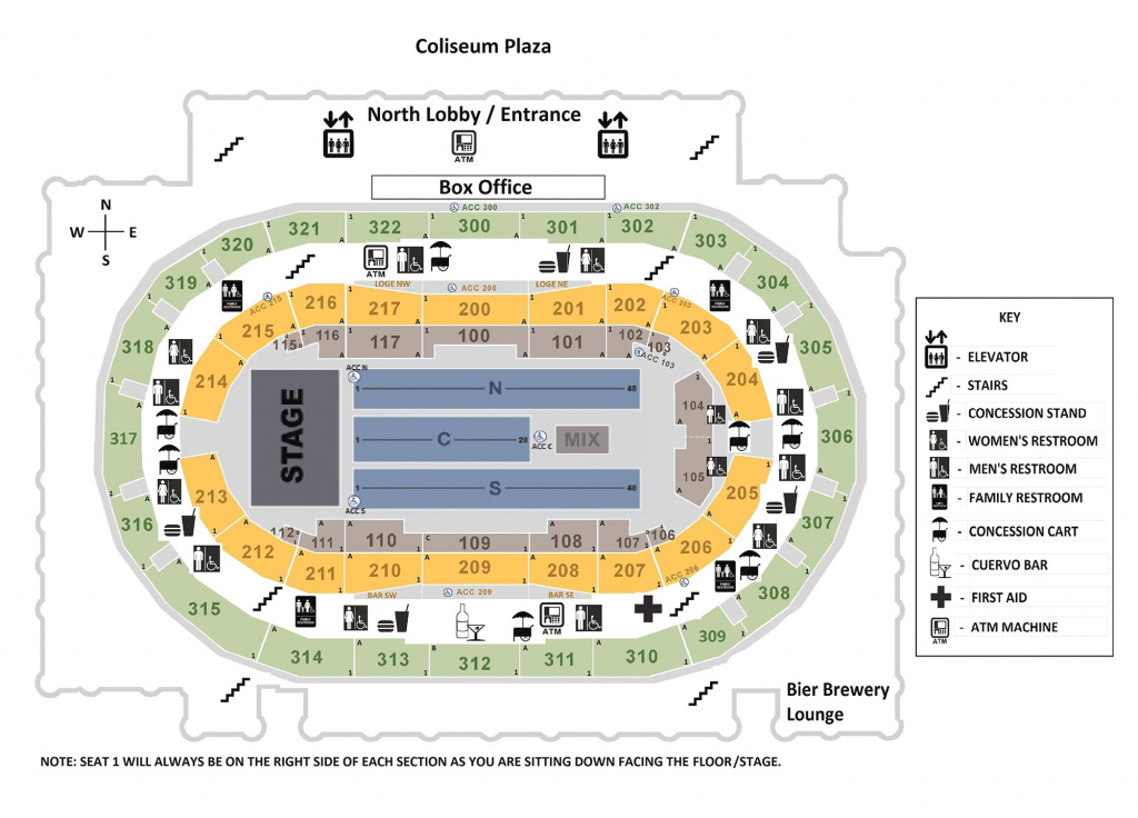 Seating Maps - Indiana State Fair intended for Indiana State Fair Map