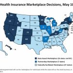 Setting Up Louisiana's Health Insurance Exchange | Wrkf Throughout States With Exchanges Map
