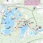 Seven Lakes State Park: Green Trail Loop In Green Lakes State Park Trail Map