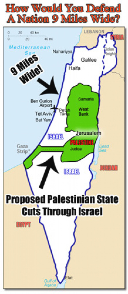 Seventy Nations « Why Israel? with regard to Palestine Two State Solution Map