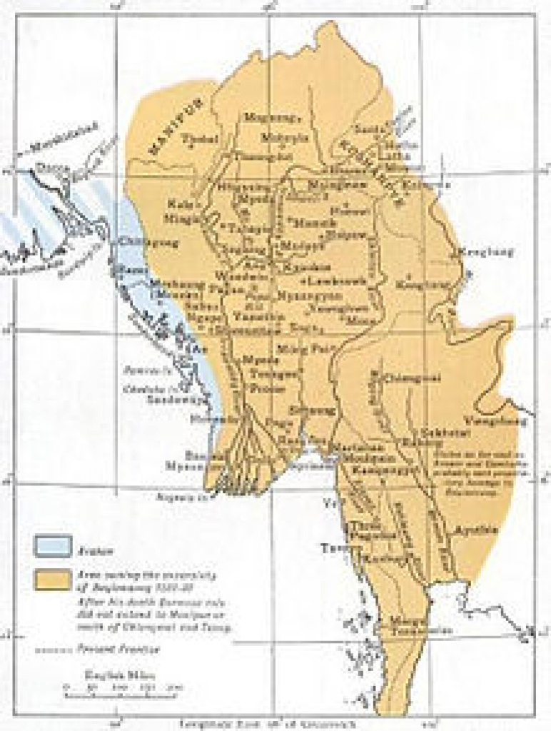 Shan State - Wikipedia with regard to Eastern Shan State Map