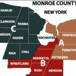 Sheriff Zones   Neighborhood Crime Watch | Monroe County, Ny Within New York State Crime Map