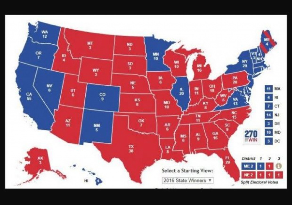Should We Be Concerned About Blue Staters Moving To Red States? with regard to Blue States 2017 Map