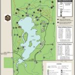 Sleepy Hollow State Parkmaps & Area Guide   Shoreline Visitors Guide For State Park Map