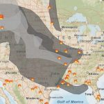Smoke Map And Red Flag Warnings, August 24, 2015   Wildfire Today With Regard To Smoke Map Washington State