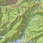 Snow Routes – Western States Endurance Run With Regard To Western States 100 Map