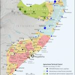 Somalia Control Map & Timeline   August 2017   Political Geography Now Regarding Jubaland State Map