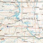 South Dakota Maps   Perry Castañeda Map Collection   Ut Library Online In South Dakota State Parks Map