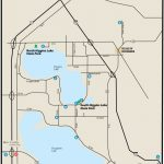 South Higgins State Parkmaps & Area Guide   Shoreline Visitors Guide Throughout South Higgins Lake State Park Map