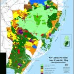 South New Jersey For Nj State Parks Map