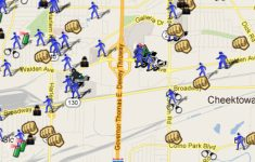 Spotcrime – The Public's Crime Map: January 2012 throughout New York State Crime Map