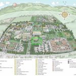 Ssu Map   Spikeball Roundnet Association Regarding Sonoma State University Housing Map