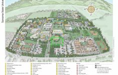 Ssu Map – Spikeball Roundnet Association regarding Sonoma State University Housing Map
