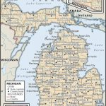 State And County Maps Of Michigan Within State Of Ohio County Map Pdf