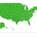State And Local Sales Tax Information For Sales Tax By State Map