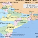 State Capitals Of India   Worldatlas Within Capitals Of Indian States Map