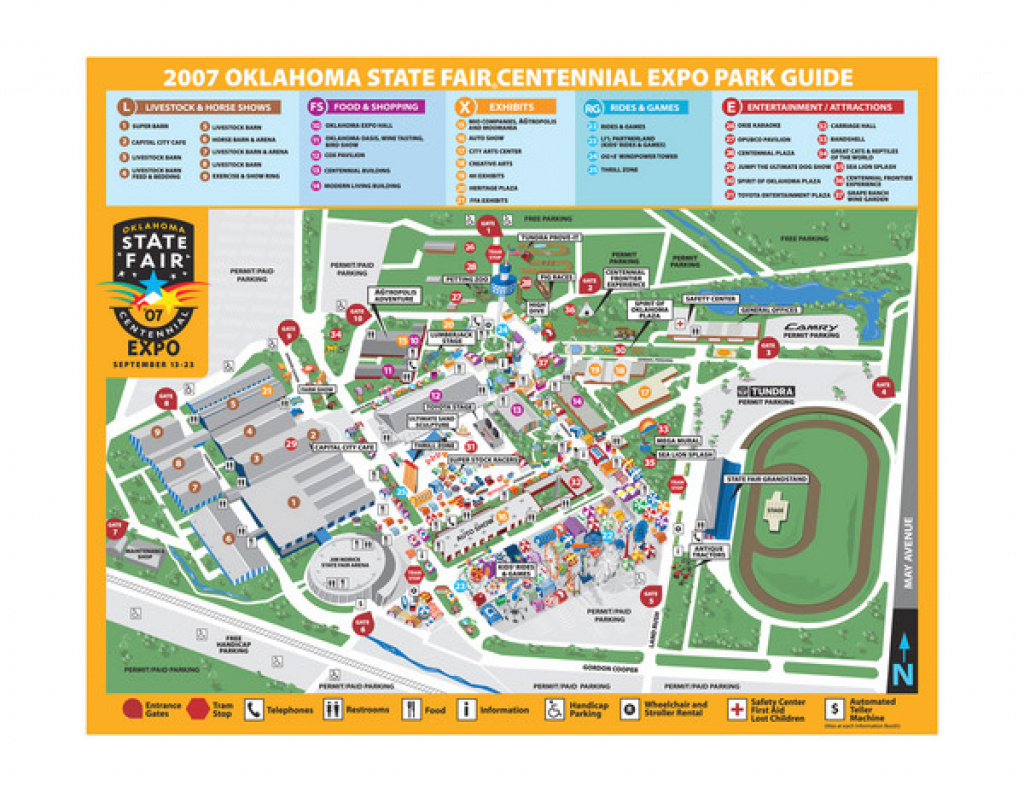 State Fair Parking Map - Park Imghd.co with Wisconsin State Fair Grounds Map
