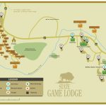 State Game Lodge » Lodges & Cabins » Custer State Park Resort Throughout Custer State Park Map