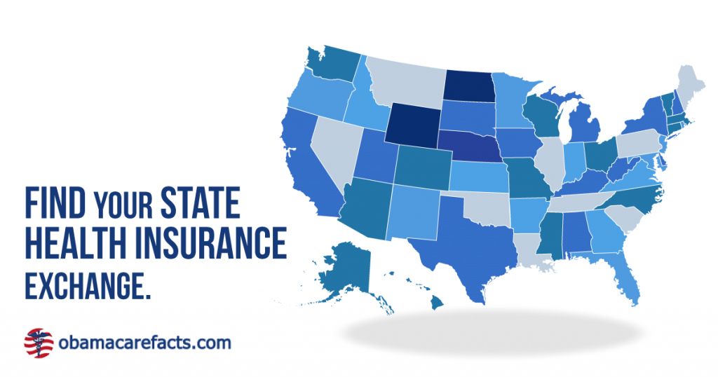 State Health Insurance Exchange: State Run Exchanges regarding States With Exchanges Map